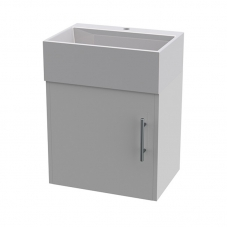 CUBE WALL HUNG UNIT HGW + TR4128 SANTOS BASIN