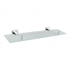 ACCESSORIES ORION  GLASS SHELF CHROME DIDI