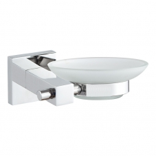 ACCESSORIES THOR  SOAP DISH HOLDER CHROME DIDI