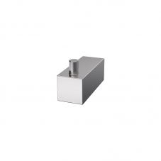 SQUARE ROBE HOOK SS304