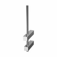 SQUARE SPARE PAPER HOLDER SS304
