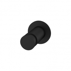 SUPREME SINGLE ROBE HOOK SS304 - BLACK