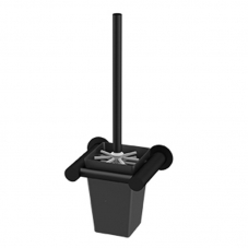 SUPREME TOILET BRUSH HOLDER SS304 - BLACK