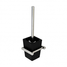 ACCESSORIES VENUS  TOILET BRUSH HOLDER STAINLESS STEEL AVEC