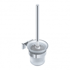 ACCESSORIES HARMONY  TOILET BRUSH HOLDER CHROME BATHROOM BUT