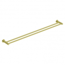 4682 DOUBLE RAIL 650MM - BRUSHED CHAMPAGNE GOLD 4682BCGD