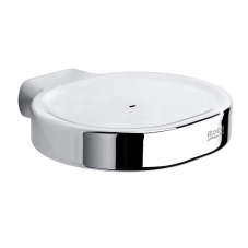 ACCESSORIES HOTEL  SOAP DISH CHROME ROCA
