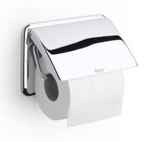 ACCESSORIES HOTEL WITH COVER PAPER HOLDER  CHROME ROCA