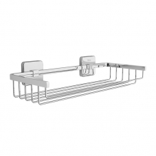 ACCESSORIES VICTORIA  CONTAINER CHROME ROCA