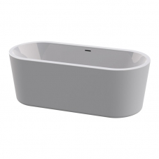 CAYMAN ONE PIECE FREE STANDING BATH - WHITE 1685*790*600MM