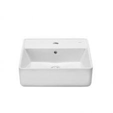 A3270MM000 THE GAP 420MM SQUARE COUNTER TOP BASIN - WHITE