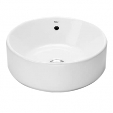 A3270MJ000 THE GAP 390MM ROUND COUNTER TOP BASIN - WHITE