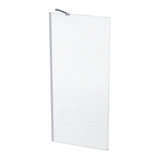 SHOWER SCREEN CLEAR 800 * 2000 SILVER / CLEAR FINESTRA