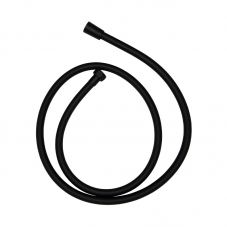 SHOWER HOSE SMOOTH 1.5M - BLACK (SA04150B)