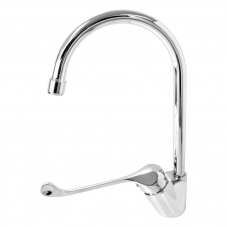 ELBOW ACTION SINK MIXER DECK TYPE - CHROME (MD00018)