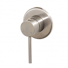 NEO CONCEALED BATH SHOWER MIXER - STAINLESS STEEL (NM0S000)