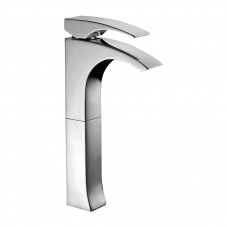 TAP GALATINA BASIN MIXER TALL CHROME CAE
