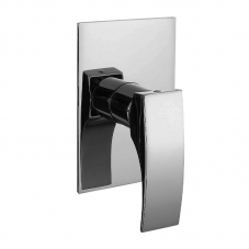TAP GALATINA BATH SHOWER MIXER UNDERWALL CHROME CAE