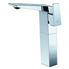TAP LA SCALA BASIN MIXER TALL CHROME CAE