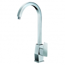 TAP LA SCALA SINK MIXER PILLAR TYPE CHROME CAE