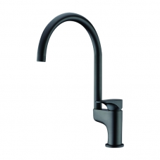 TAP MONTELLA SINK MIXER PILLAR TYPE BLACK CAE