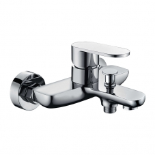 TAP SAN MARCO BATH MIXER WITH HANDSHOWER CHROME CAE