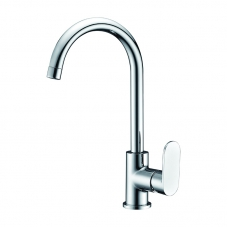 TAP SAN MARCO SINK MIXER PILLAR TYPE CHROME CAE
