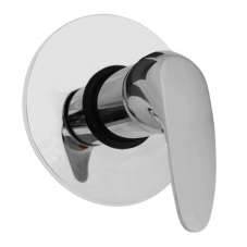(D) ZEUS BATH/SHOWER IN WALL MIXER 10020078501
