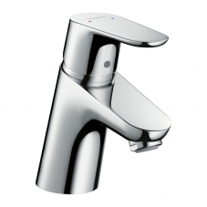 TAP E2 DÉCOR BASIN MIXER STANDARD CHROME HANSGROHE