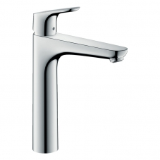 TAP E2 DÉCOR BASIN MIXER TALL CHROME HANSGROHE