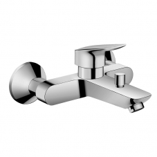 TAP LOGIS BATH MIXER NO HANDSHOWER CHROME HANSGROHE
