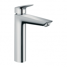 TAP LOGIS BASIN MIXER 190 MM CHROME HANSGROHE