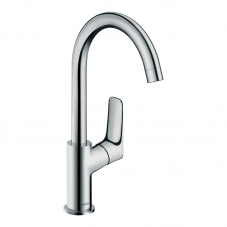 TAP LOGIS SINK MIXER 260MM CHROME HANSGROHE
