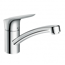 TAP LOGIS SINK MIXER 120MM CHROME HANSGROHE