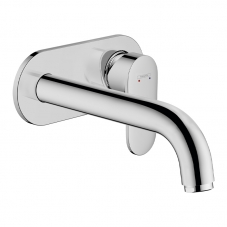 71576000 VERNIS BLEND WALL TYPE BASIN MIXER EXCL BODY-CHROME