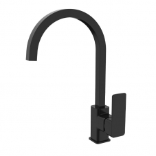 STERLYN SINK MIXER DECK TYPE - DOUBLE BLACK (SL301SNB)