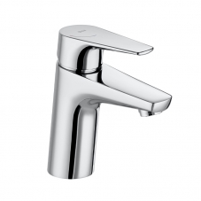 TAP ATLAS BASIN MIXER STANDARD CHROME ROCA