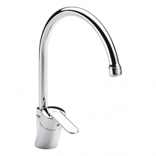 TAP VICTORIA SINK MIXER PILLAR TYPE CHROME ROCA